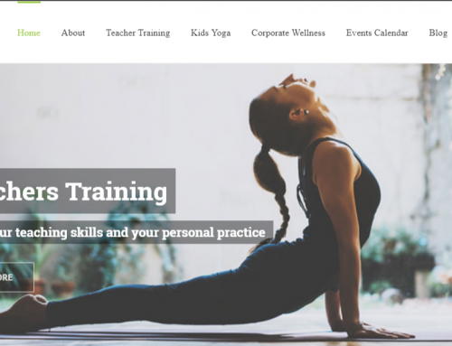 Yoga Tree Launches New Website